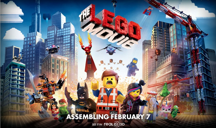 Rambling About The Lego Movie 2014 Film Inc